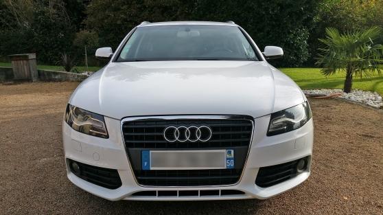 Annonce occasion, vente ou achat 'Audi A4 Avant 2.0 TDI 120 Advanced Editi'
