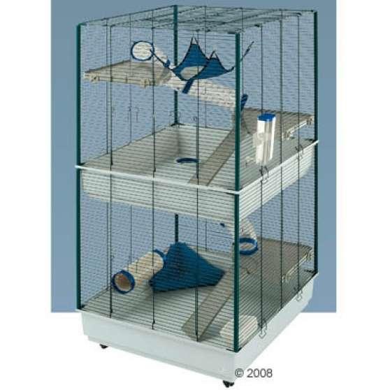 cage furet tower xl ferplast rouelles animaux cages. Black Bedroom Furniture Sets. Home Design Ideas