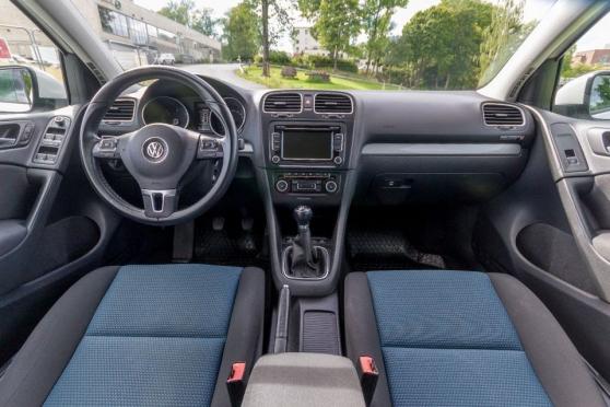 Annonce occasion, vente ou achat 'Très belle Volkswagen Golf 2,0 TDi impec'