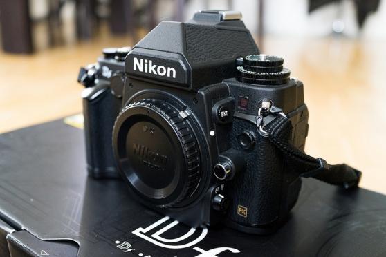 Boitier Nikon Df en très bon état