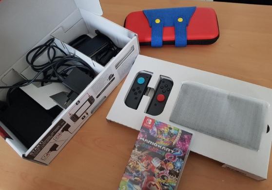 Annonce occasion, vente ou achat 'Nintendo Switch'