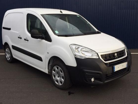 Peugeot partner 1.6 hdi 100 premium pac