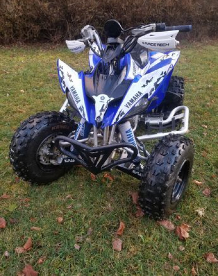 Annonce occasion, vente ou achat 'Quad Yamaha Raptor 250 YFM Edition Speci'