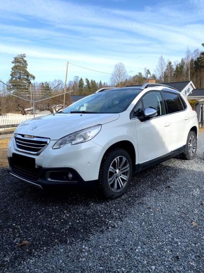Annonce occasion, vente ou achat 'Peugeot 2008 1.6 VTI 120 ALLURE Essence'