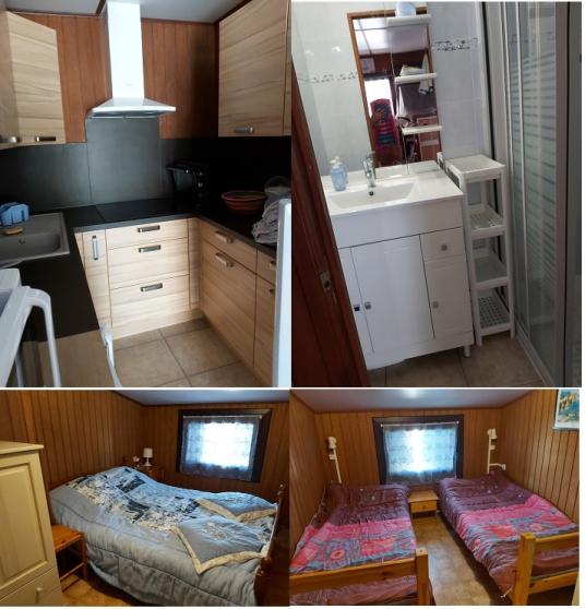 Villa T3 55m2 à PORTIRAGNES PLAGE 34420