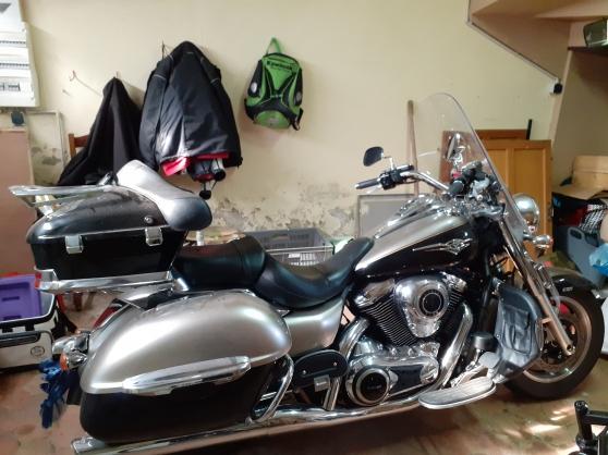 Annonce occasion, vente ou achat 'Moto 1700 vulcan'