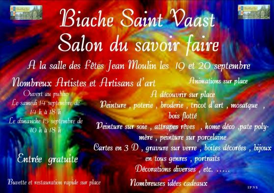 Annonce occasion, vente ou achat 'Salon du Savoir Faire'