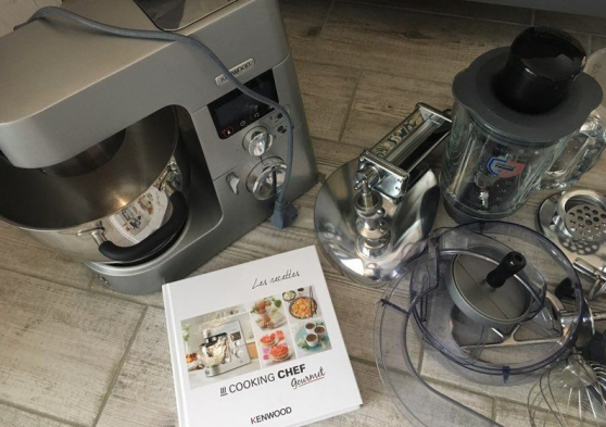 Annonce occasion, vente ou achat 'Robot cooking chef'