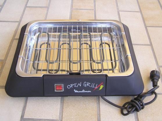Barbecue Moulinex - Gril électrique