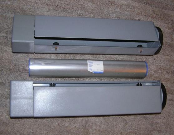 Cassettes porte-rouleaux rétroprojecteur