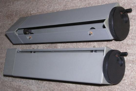 Cassettes porte-rouleaux rétroprojecteur - Photo 2