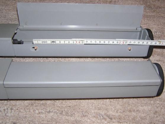 Cassettes porte-rouleaux rétroprojecteur - Photo 3