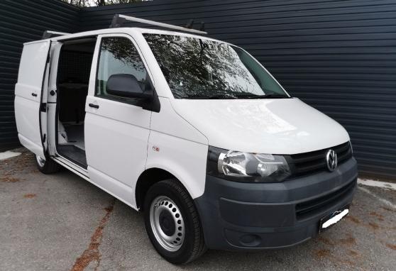 Volkswagen transporter T5 hayon 2.0 tdi
