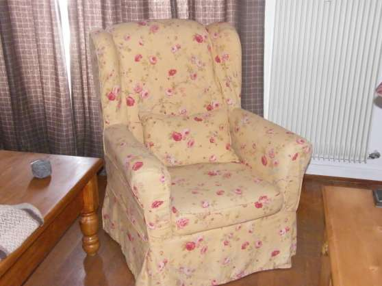 Fauteuil claridge marque interior 39 s colmar meubles for Meubles bureau wittenheim