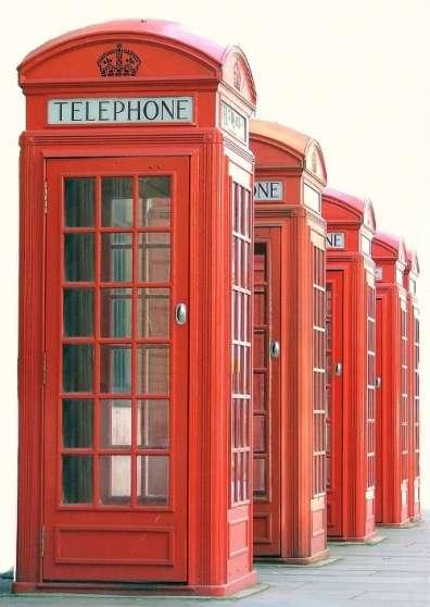 Cabine telephonique anglaise meubles d coration divers for Meuble cabine telephonique anglaise