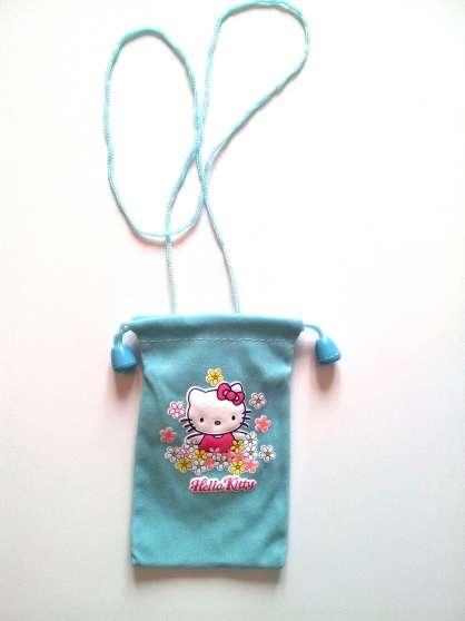 Housse pour tél portable Hello Kitty