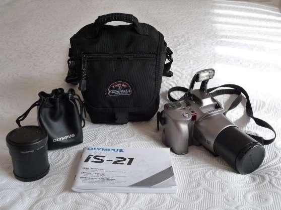 appareil photo argentique olympus IS-21