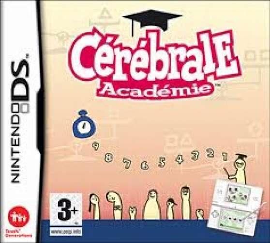 """Jeu DS """" Cérébrale Académie"""""""