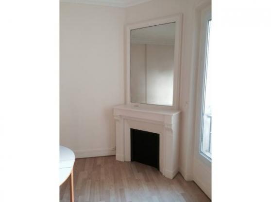 Appartement meublé 2 pieces 42m2