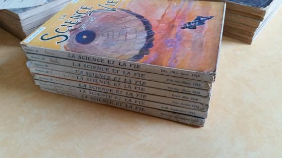 La Science et la Vie Guerre 14-18: 28N° - Photo 2