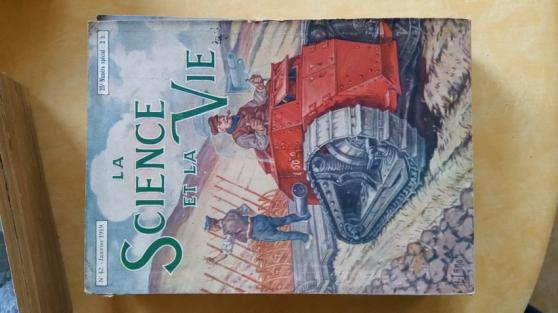 La Science et la Vie Guerre 14-18: 28N° - Photo 3