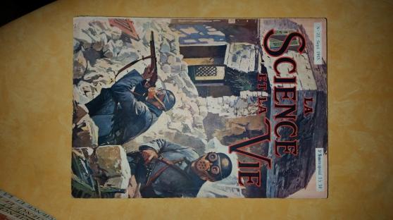 La Science et la Vie Guerre 14-18: 28N° - Photo 4