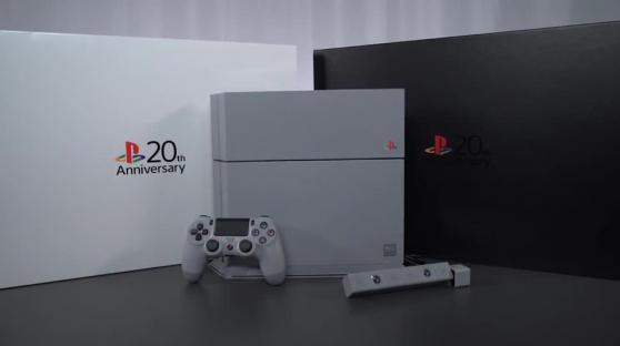 PS4 20ème Anniversaire