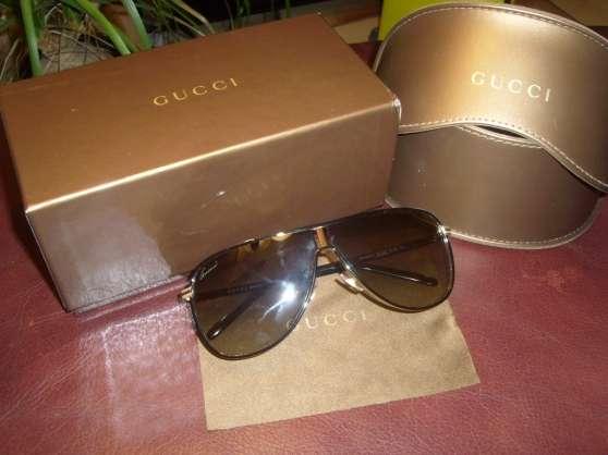c0510b4530aa68 lunettes de soleil gucci gg 4204 s avia - Annonce gratuite marche.fr ...