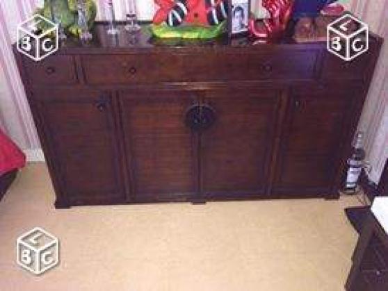 bahut meubles d coration meuble cournon d 39 auvergne reference meu meu bah petite annonce. Black Bedroom Furniture Sets. Home Design Ideas