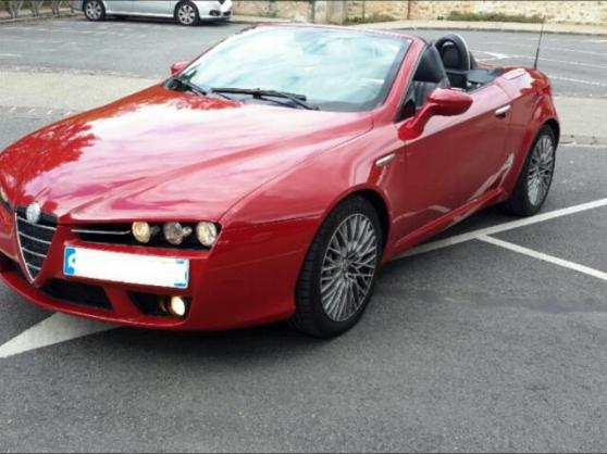 Alfa Romeo Spider 2.4 JTDm 200 Selective