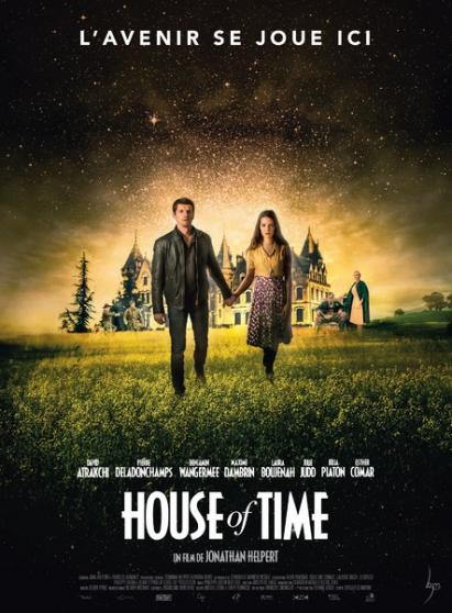 Petite Annonce : 2 places de ciné « house of time » - 2 places de cinéma pour aller voir « HOUSE OF TIME »  Places