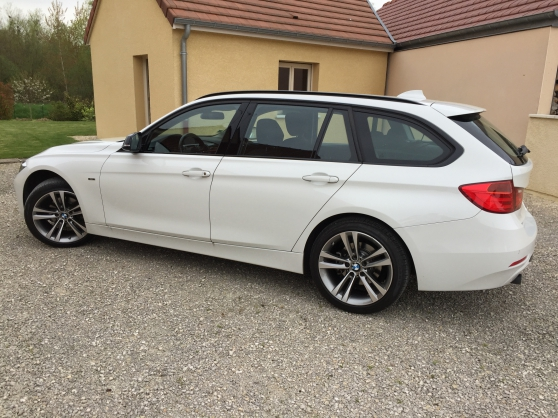 BMW 316d sport