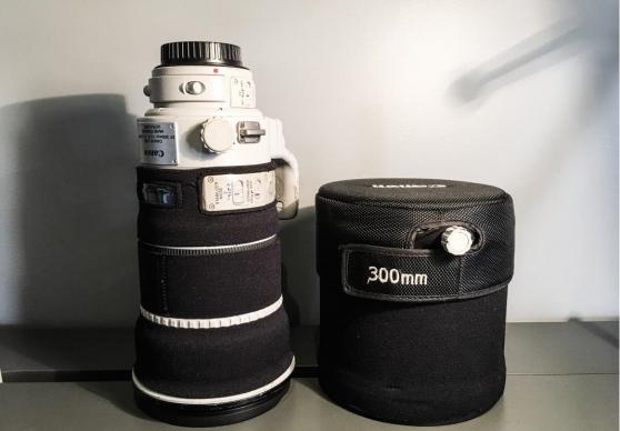 Objectif EF 300mm 1:2.8 L IS II USM