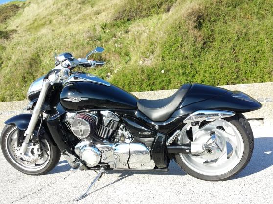 intruder 1800 mr2 vzr le havre moto scooter v lo motos suzuki le havre reference mot. Black Bedroom Furniture Sets. Home Design Ideas