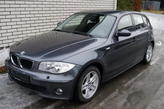 BMW SERIE 1 (E87) 118D 122 5P