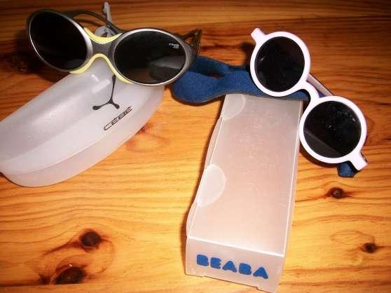 Lot de lunettes de soleil de marque