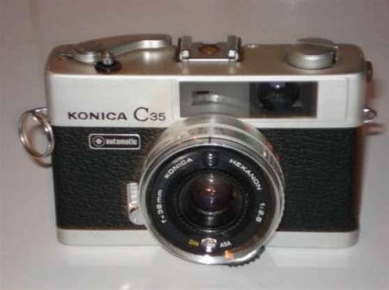 Don appareil photo KONICA C35
