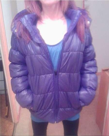 vend beau manteau neuf 12 ans