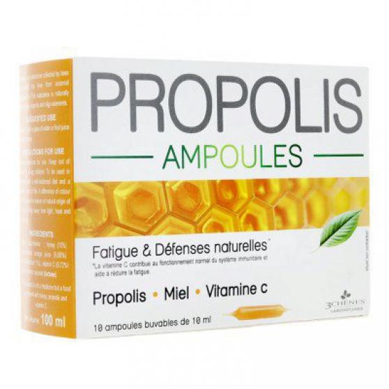 Annonce occasion, vente ou achat 'Propolis Ampoules: Reconstituant FATIGUE'