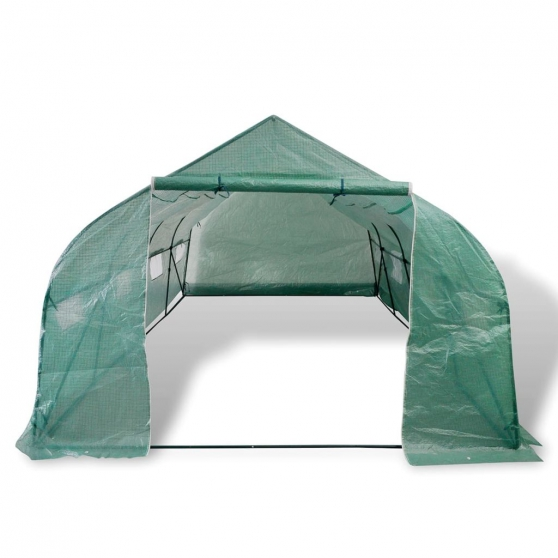 Annonce occasion, vente ou achat 'Serre tunnel PVC armé 18m² NEUVE'