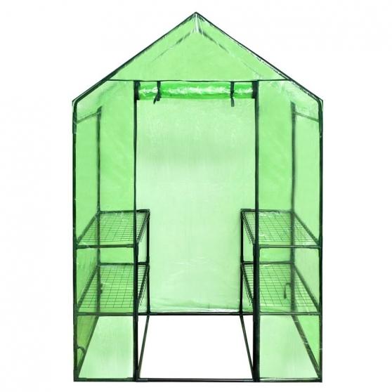 Annonce occasion, vente ou achat 'Serre PVC 120x80cm NEUVE'
