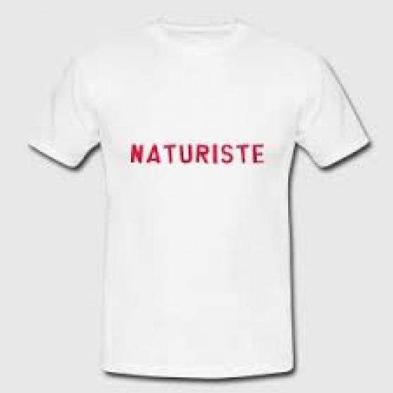 Homme Naturiste et Libertin pour travaux