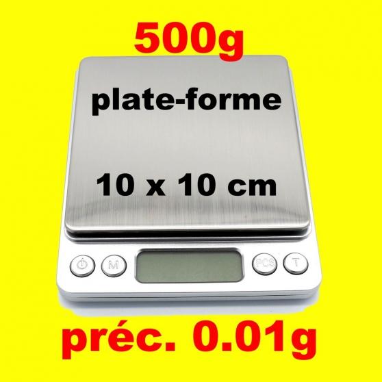 Balance digitale 500g/0,05g NEUVE
