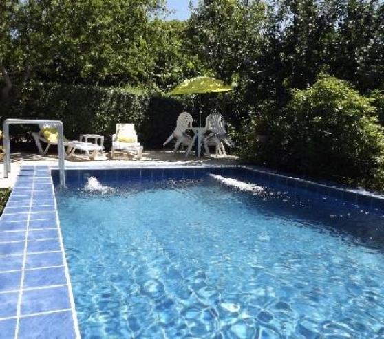 Loue maison de vacances avec piscine