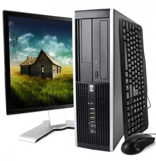 PC HP Compaq 6200 Pro - Pentium G630 2.7