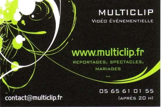 video mariage et evenementiel - Annonce gratuite marche.fr