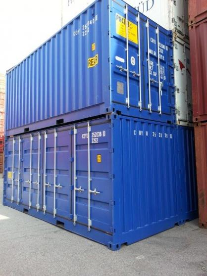 Annonce occasion, vente ou achat 'Conteneurs maritimes de stockage'