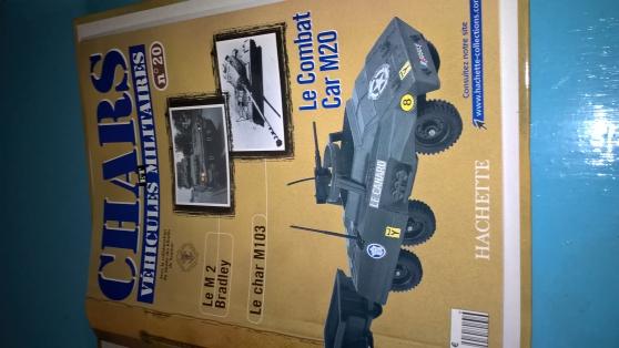 fascicules chars et vehicules - Photo 3