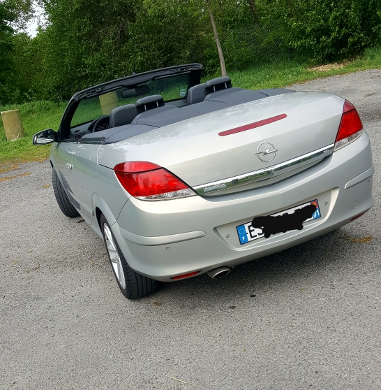Annonce occasion, vente ou achat 'A saisir Astra twintop'