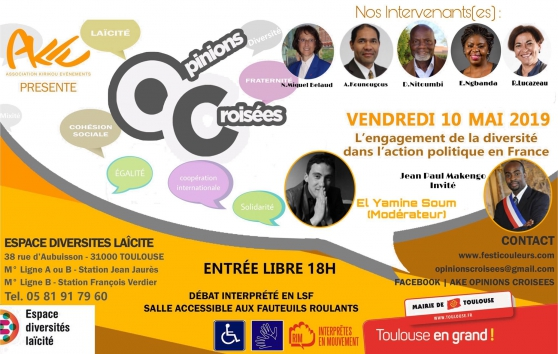 Annonce occasion, vente ou achat 'Opinions Croisées'